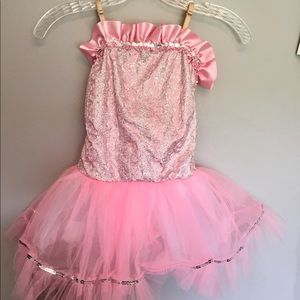 "Theatricals Costumes - ""Theatricals"" pink girl's dress"